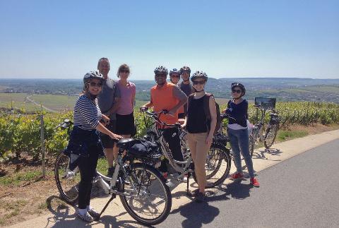 Champagne Region E-Bike Tour