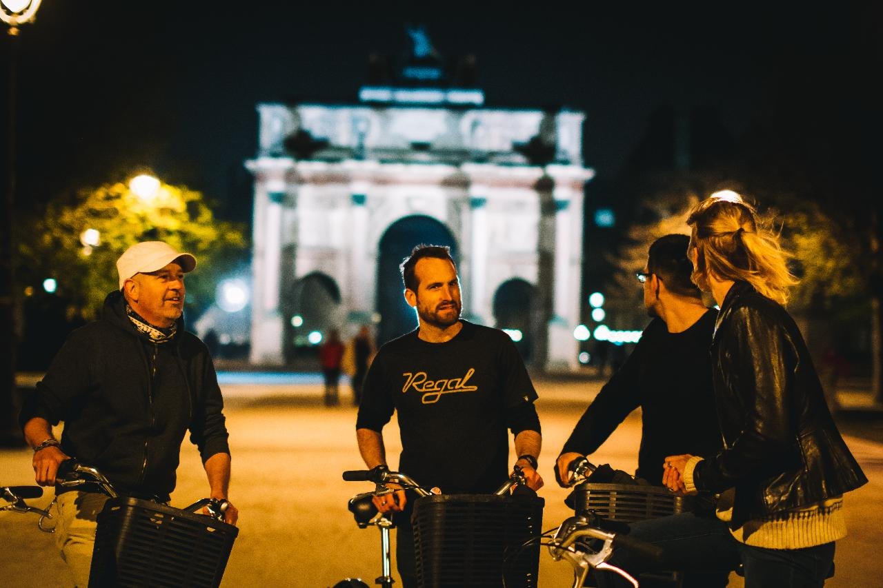 The Night Bike Tour