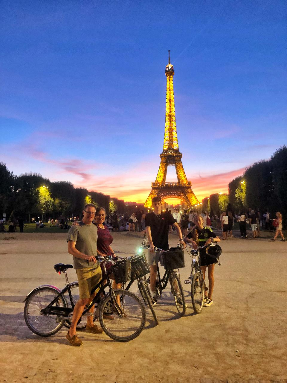 The Night Bike Tour w/ complimentary boat tickets