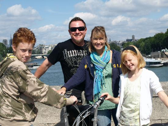 Private Family Bike Tour