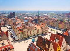 WROCLAW, POLISH POTTERY and PRAGUE
