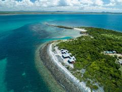 A Northern Escape on a Private Tropical Island