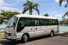 Shuttle FROM Whitsunday Coast Airport to Whitsunday Rent-a-Yacht - one way $25