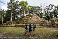 CAHAL PECH ANCIENT MAYA ARCHAEOLOGICAL SITE BIRDWATCHING TOUR