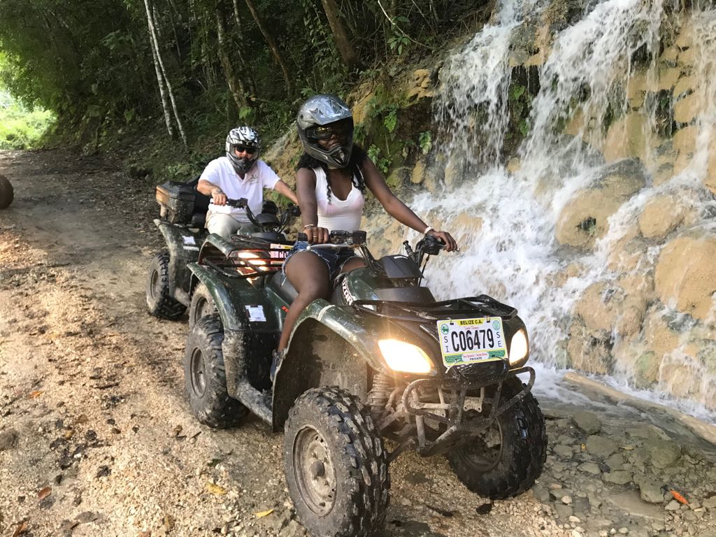 XUNANTUNICH JUNGLE ATV COMBO TOUR