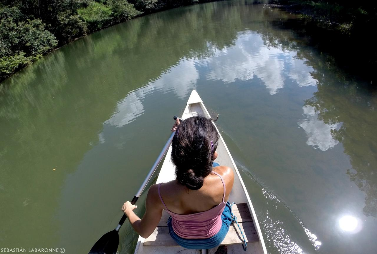 MACAL RIVER FULL DAY CANOEING