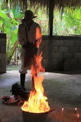 Maya Healing Ceremony