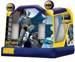 Batman Jump & Slide