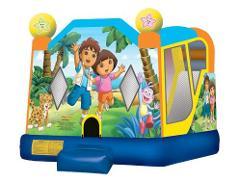 Dora Jumping Castle
