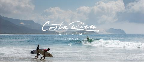 Learn to Surf - 13 Days in Costa Rica