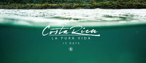Pura Vida - 15 Days in Costa Rica
