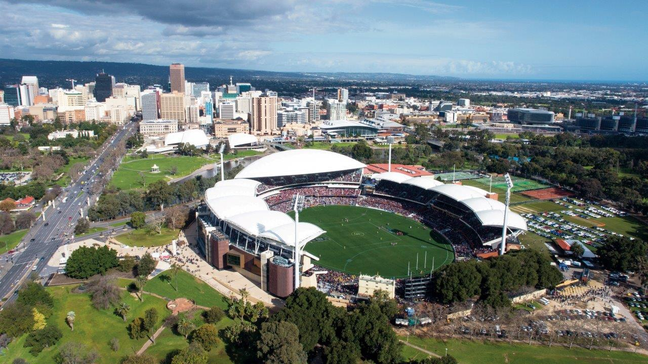 Adelaide Oval Cricket Tour