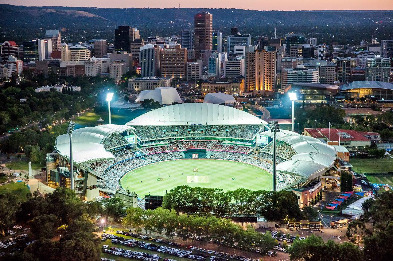 Paddock to Stadium: Pioneers of Adelaide Oval