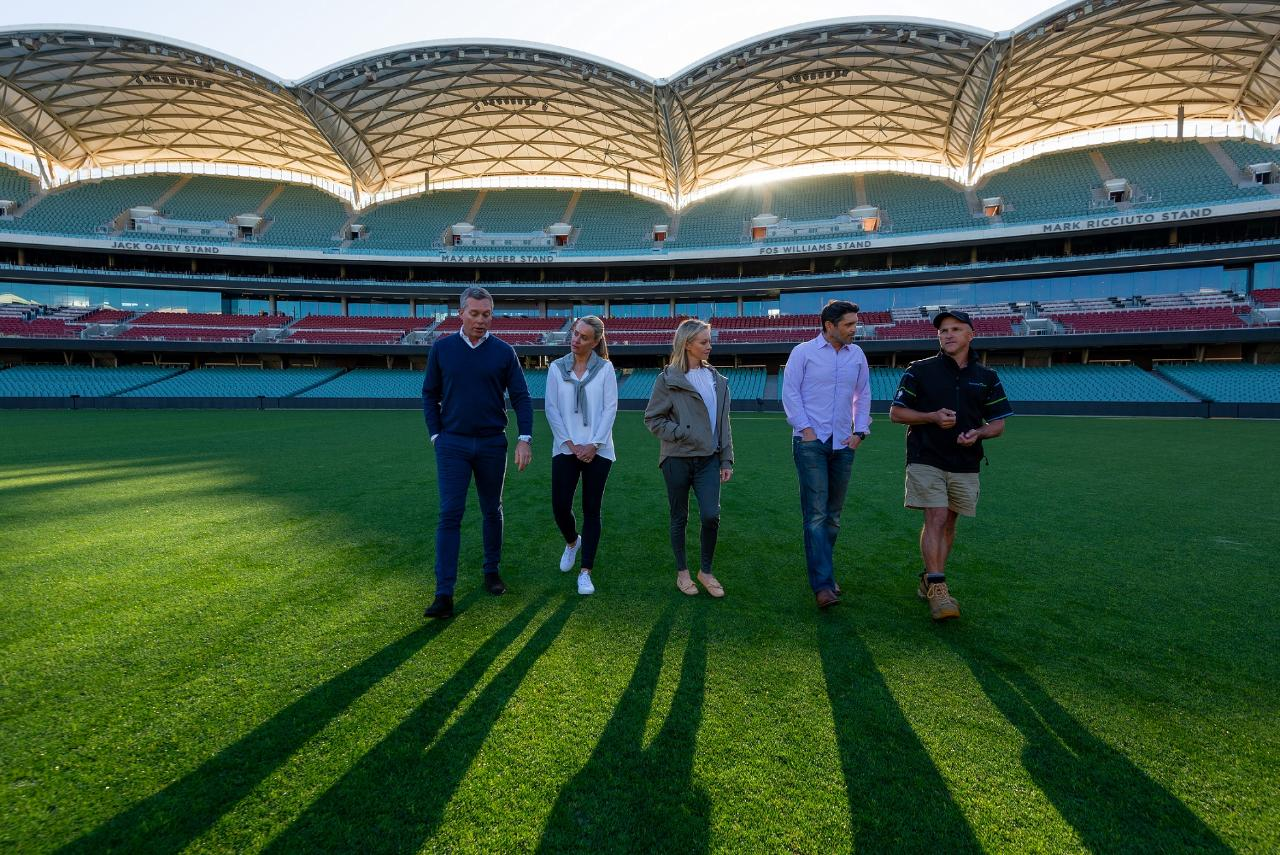 Adelaide Oval Legends Tour Gift Card