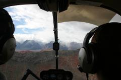 Red Rock Canyon Helicopter Tour with tickets to the Nathan Burton Comedy Magic Show