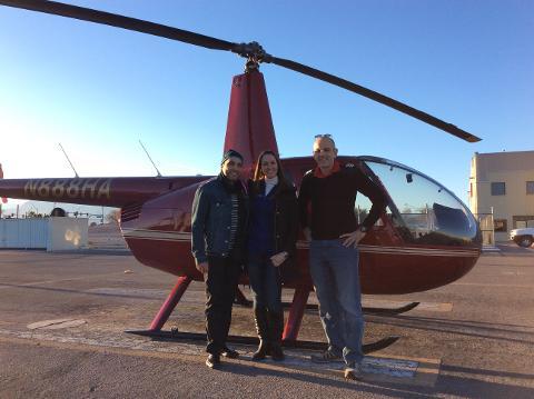 Las Vegas VIP Helicopter Tour