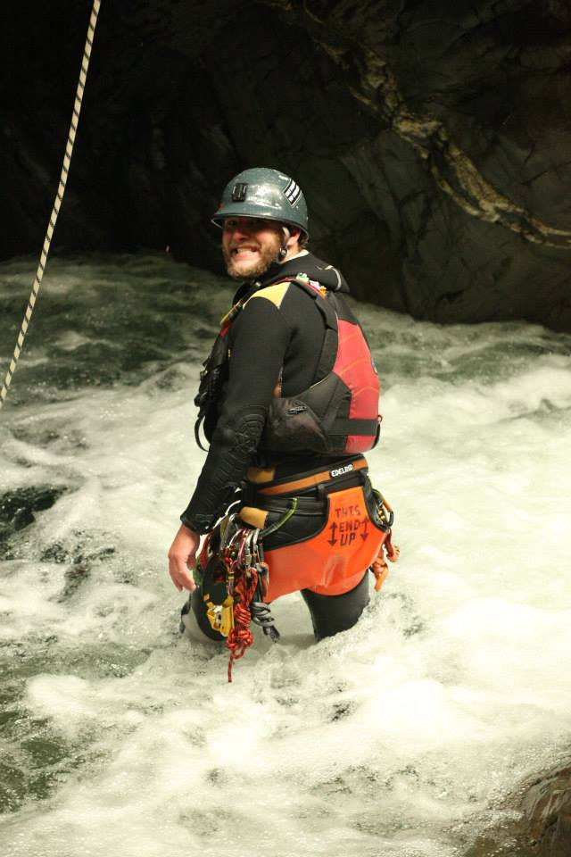 Seven Sisters Canyoning