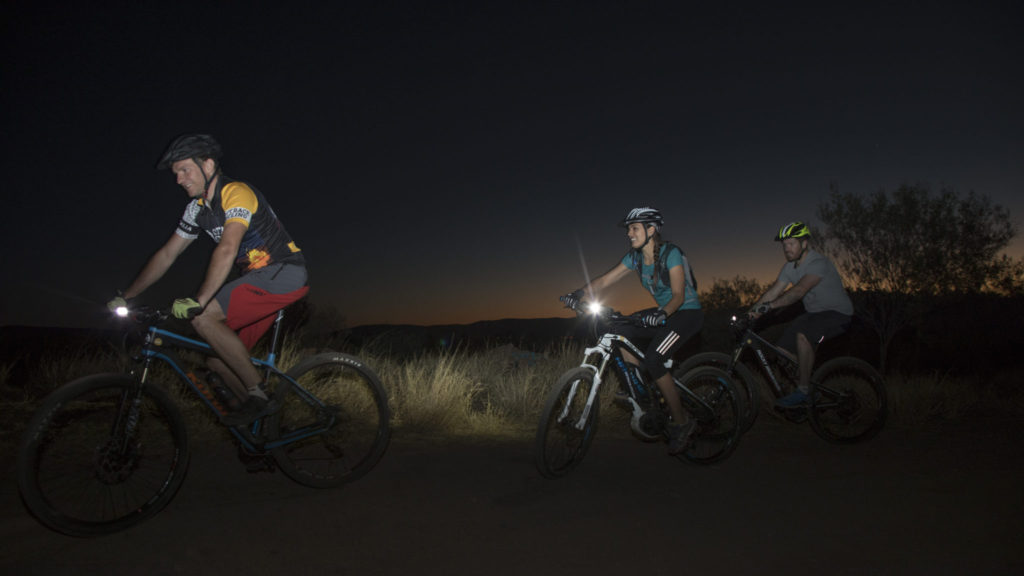 Mountain Bike The Outback NIGHT Tour