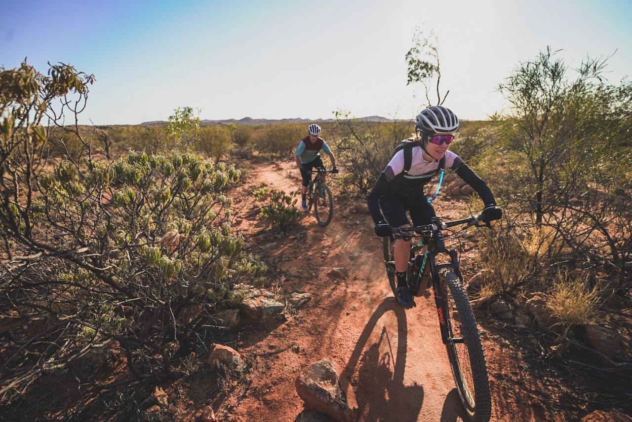 Mountain Bike The Outback Tour