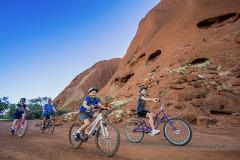 Uluru Bike Ride (with transfers) 2021