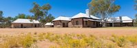 Alice Springs Telegraph Station Entry & Guided Tour