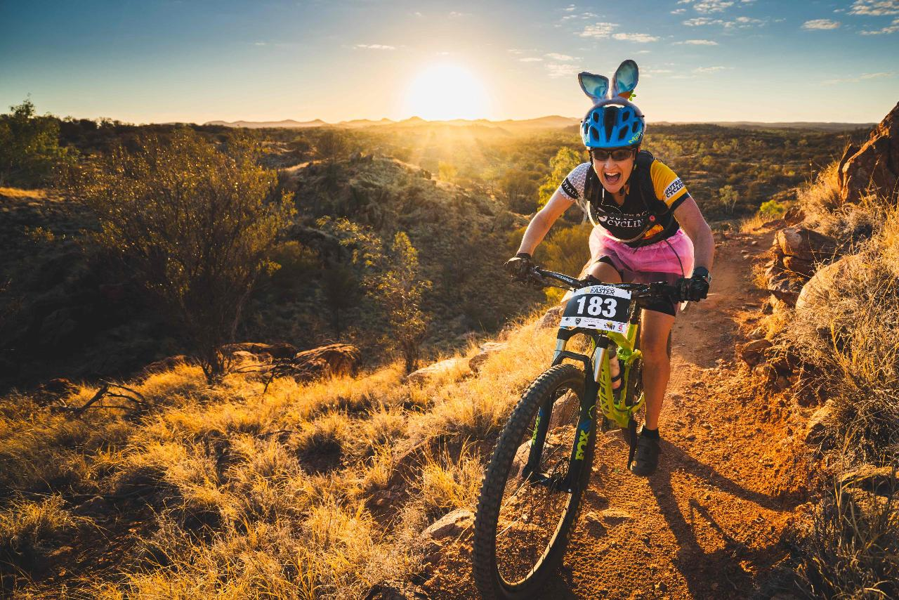 Alice Springs Local ENTRY Outback Cycling Easter 2020