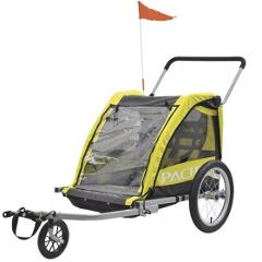 Hire Bike Trailer - 24 hours