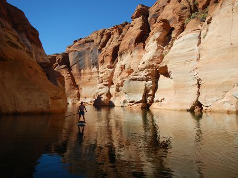 Antelope Canyon Paddleboard Tour