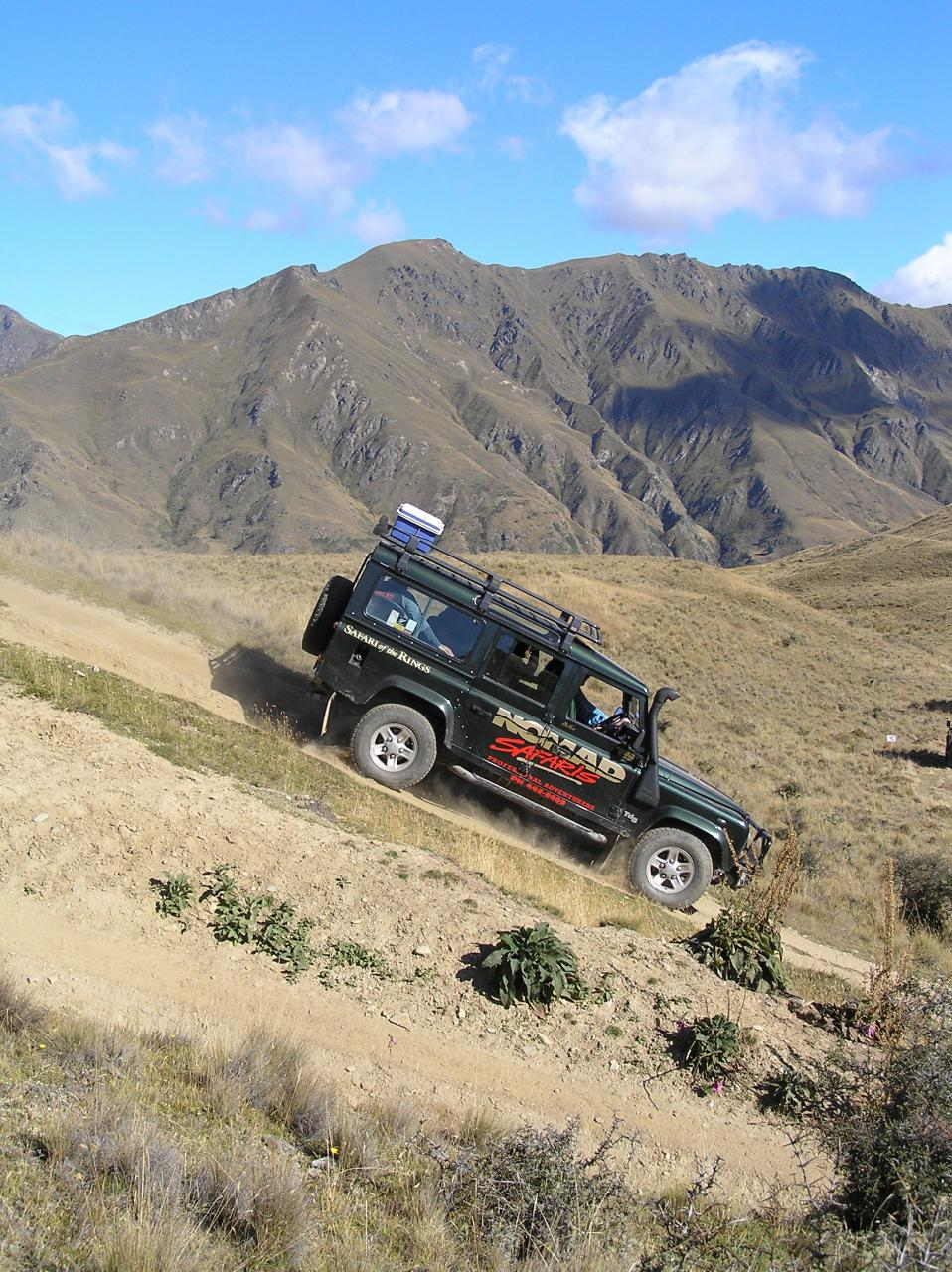 4WD Experience