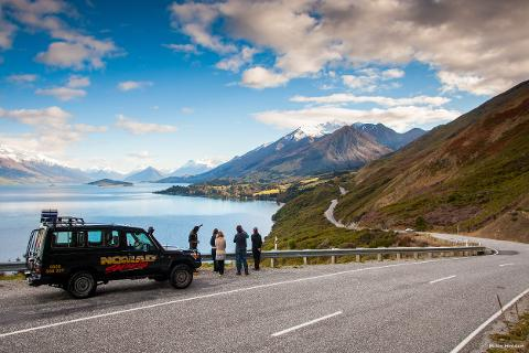Safari of the Scenes: Glenorchy Tour