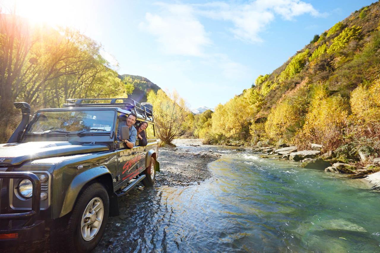 Safari of the Scenes: Wakatipu Basin