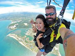 RADICAL 10,000ft Tandem Skydive (Experience 30 seconds of Free Fall)