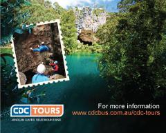 Katoomba to Jenolan Caves - One Way