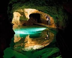 CDC Tours with Admission to the River Cave