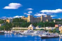 9 Days Aegean Classics II - Land Only