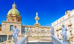 8 Days - Italy Sicilian Fantasy Escorted Vacation