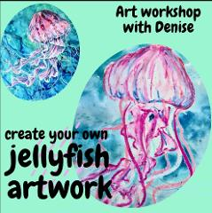 Ocean Inspired Art Workshop with Denise Duffy