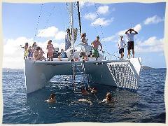 Catamaran 1/2 Day  Explore/Relax/ Private *