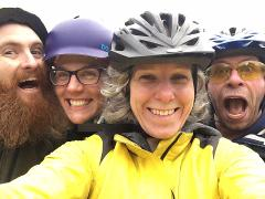 Banks Vernonia Trail Bike trip- temporarily while we wait for Columbia Gorge to reopen