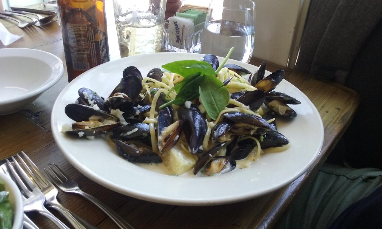 Mussel Festival ~ Penn Cove/Whidbey Island