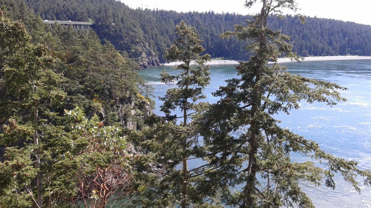 Whidbey Island & Deception Pass Tour