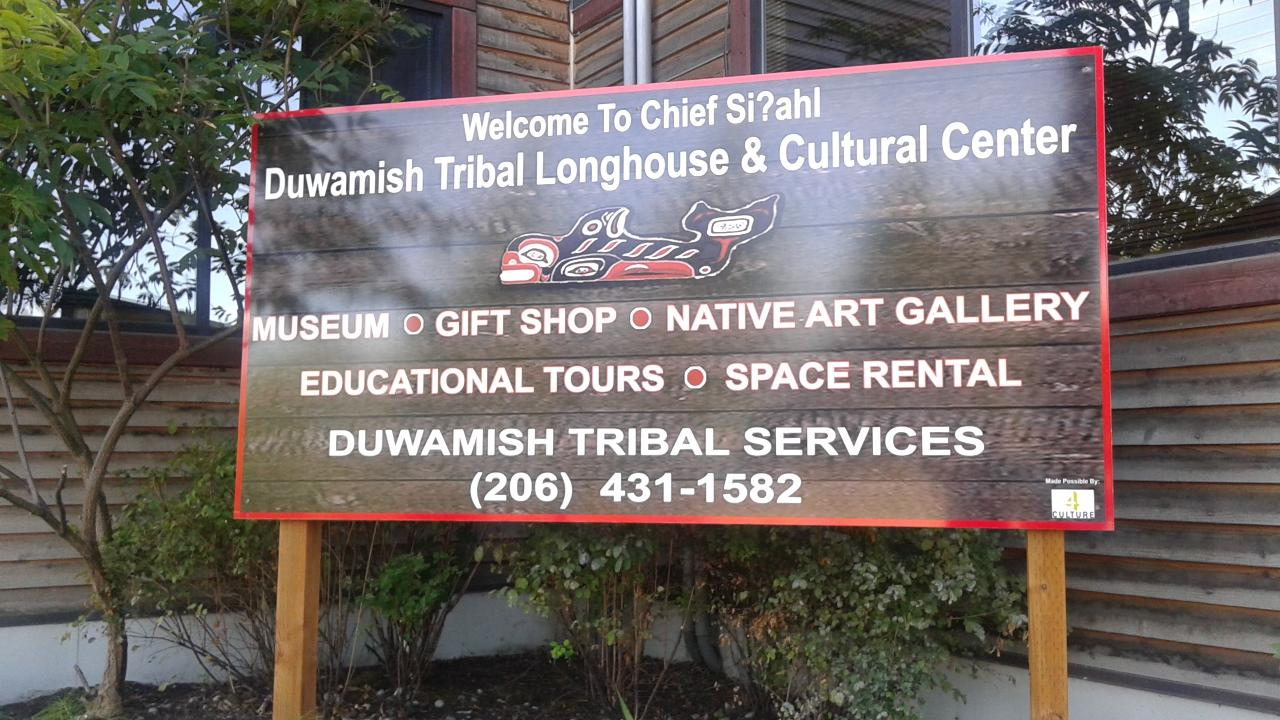 Duwamish Indian Tribe - Native Culture