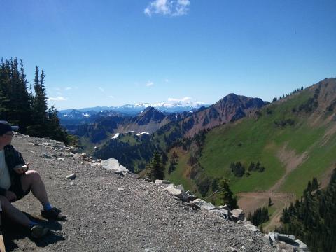 Mountains & Gondola Ride
