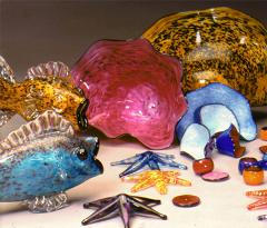 Seattle Glass Blowing, Make your own glass piece  and Chihuly Facility Visit - Private Tour