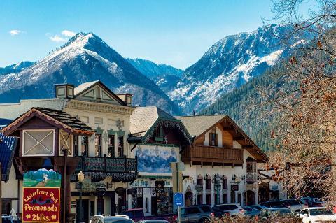Private Leavenworth Alpine Village Tour