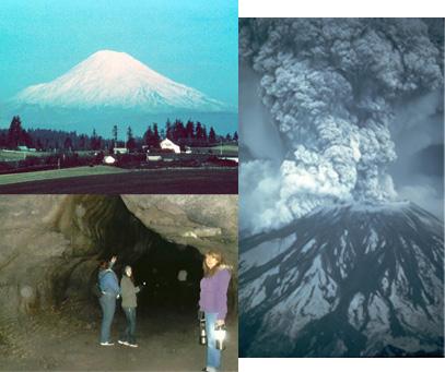 Mt. Saint Helens- Ape Cave / Lava Tube