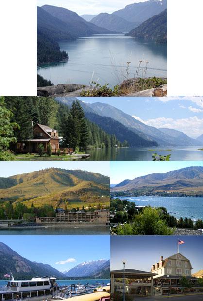 Lake Chelan Boat Cruise / Stehekin