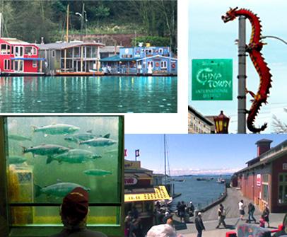 Seattle In-Depth - Neighborhoods and Popular Sites