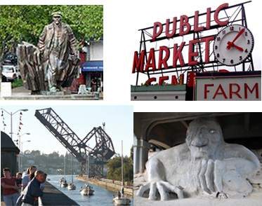 Private Seattle Sights Tour