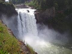 Seattle Sights and Snoqualmie Falls Tour